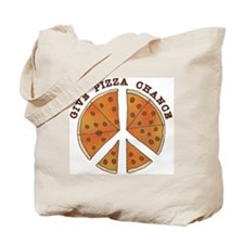 pizzachance2wh Tote Bag