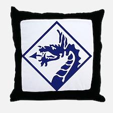 XVIII Corps - WWII Throw Pillow
