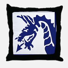 XVIII Corps - Post WWII Throw Pillow
