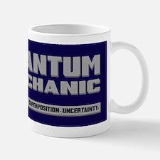 QUANTUM_MECHANIC_BUMPER_STICKER Mug