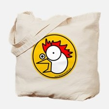 scp_circle_chicken Tote Bag