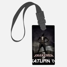 The Snakemen of Saturn IV Luggage Tag