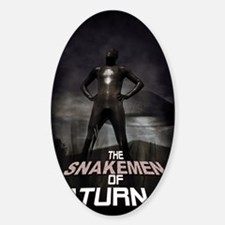 The Snakemen of Saturn IV Decal