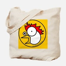 scp_circle_chicken2 Tote Bag