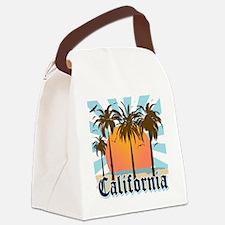 California Light Canvas Lunch Bag