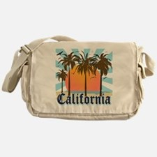 California Light Messenger Bag