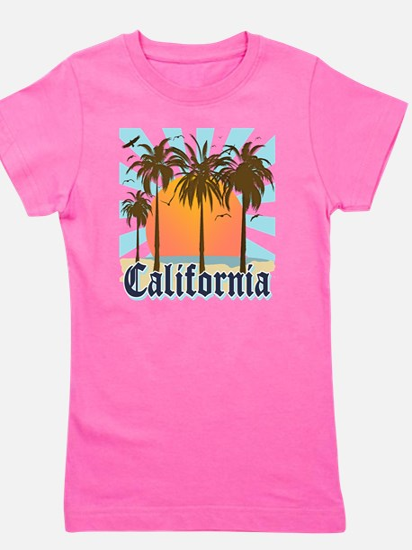 California Light Girl's Tee
