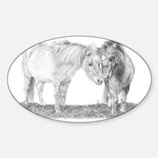 CodyRalph300 Sticker (Oval)