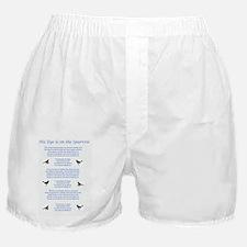 sparrowV Boxer Shorts