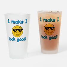 LookGoodb1 Drinking Glass