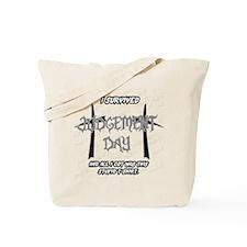 judday1 Tote Bag