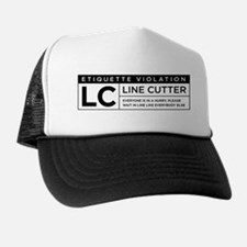 Line Cutter Trucker Hat