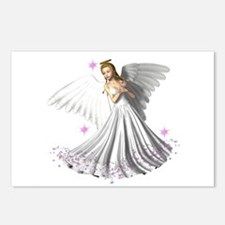 Angelic Glory Postcards (Package of 8)