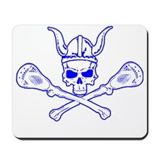 CurtisLaCrosse - Skully without text for Mousepad