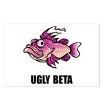 Ugly Beta Postcards (Package of 8)