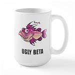 Ugly Beta Large Mug