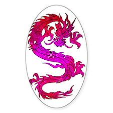 Power Dragon Decal