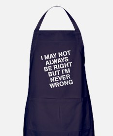 rightdrk Apron (dark)