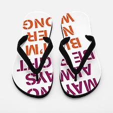 right Flip Flops