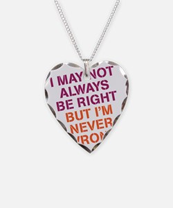 right Necklace