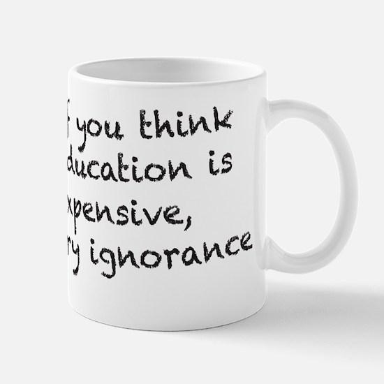 ignorance Mug