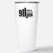 911mossad Stainless Steel Travel Mug