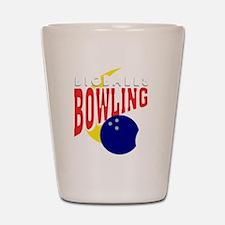 bowl91black Shot Glass