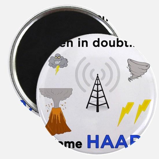 HAARP_Front Magnet