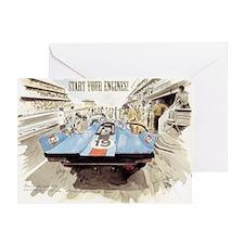 917 backIII Greeting Card