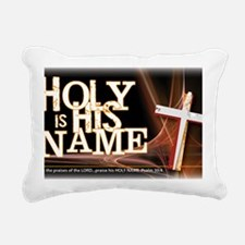 holy-name Rectangular Canvas Pillow