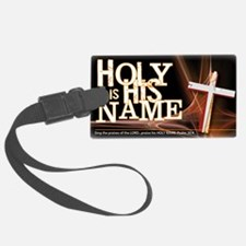 holy-name Luggage Tag