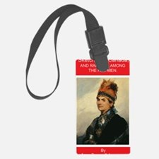 Sketches of Canada book cover PN Luggage Tag