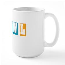 bowl98black Mug