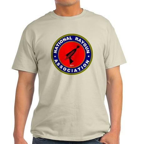 NRA_LOGO_2000x2000 Light T-Shirt