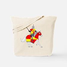 medievalKnight Tote Bag