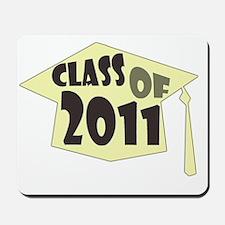 Graduation Classy 2011 2 Mousepad