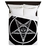 Satanic Queen Duvet Covers