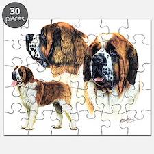 St Bernard multi Puzzle