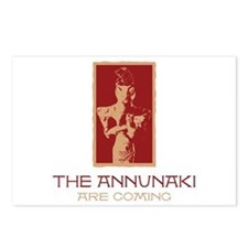The Annunaki Are Coming Postcards (Package of 8)
