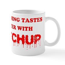 ketchupred Small Mug