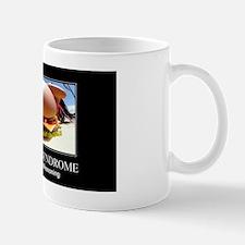 ASperger Syndrome Burger Mug