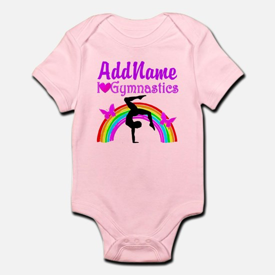 SUPER STAR GYMNAST Infant Bodysuit