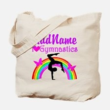 SUPER STAR GYMNAST Tote Bag