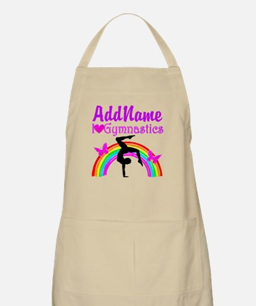 SUPER STAR GYMNAST Apron