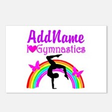 SUPER STAR GYMNAST Postcards (Package of 8)