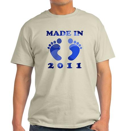BdayFeet2011 Light T-Shirt