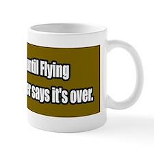 Flying-Spaghetti-Monster-Bumper-Sticker Small Mug