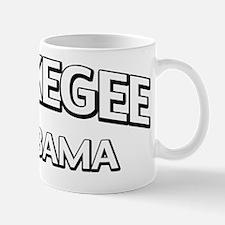 Tuskegee Alabama Mug