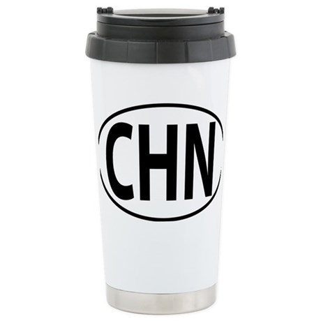CHN - China Stainless Steel Travel Mug