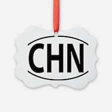 CHN - China Ornament